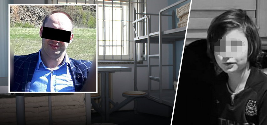 """Pedofil nie pokaże w celi """"białka"""". Tego się boi. To ukrywa... W jakich warunkach siedzą przestępcy seksualni w polskich więzieniach?"""