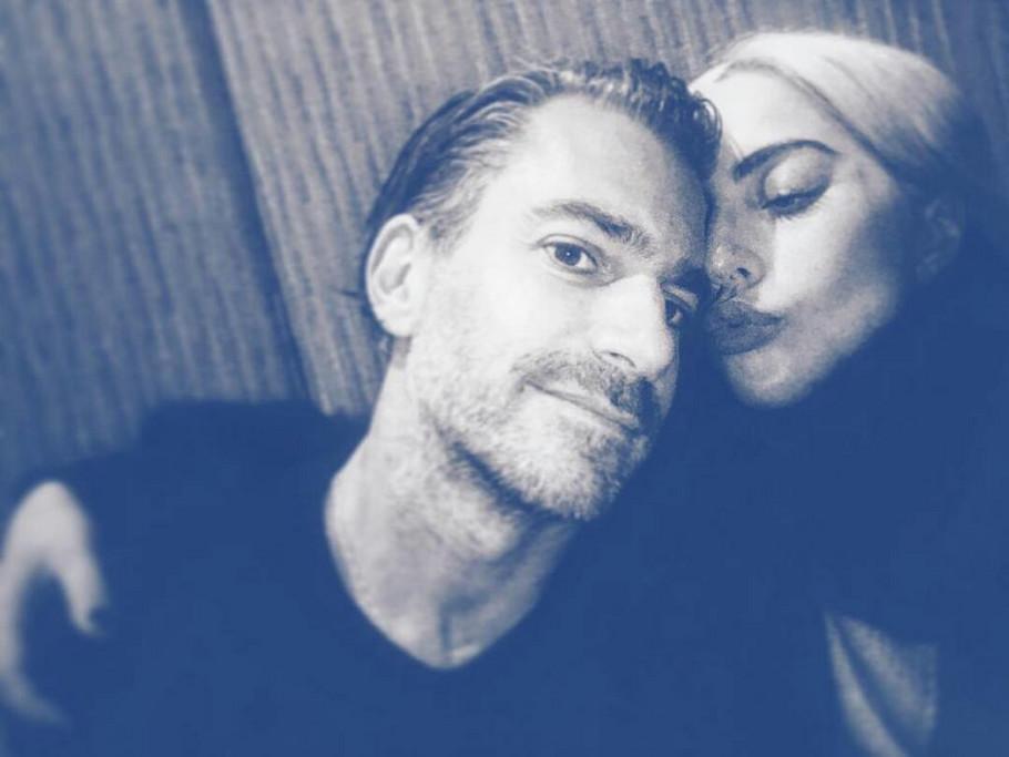Kristijan Karino i Lejdi Gaga