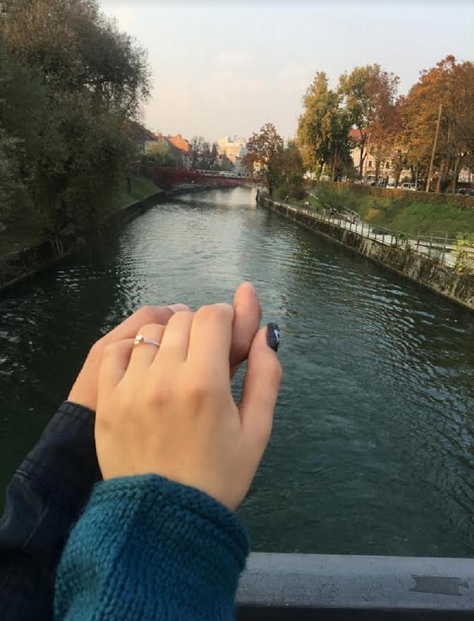 Pobednički verenički selfi Jelene i Milana
