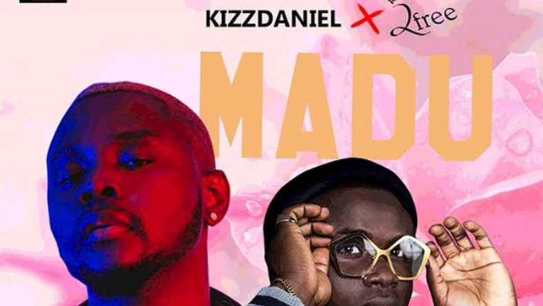 Kizz Daniel and 2Free in Madu Remix [Instragram 2Free]