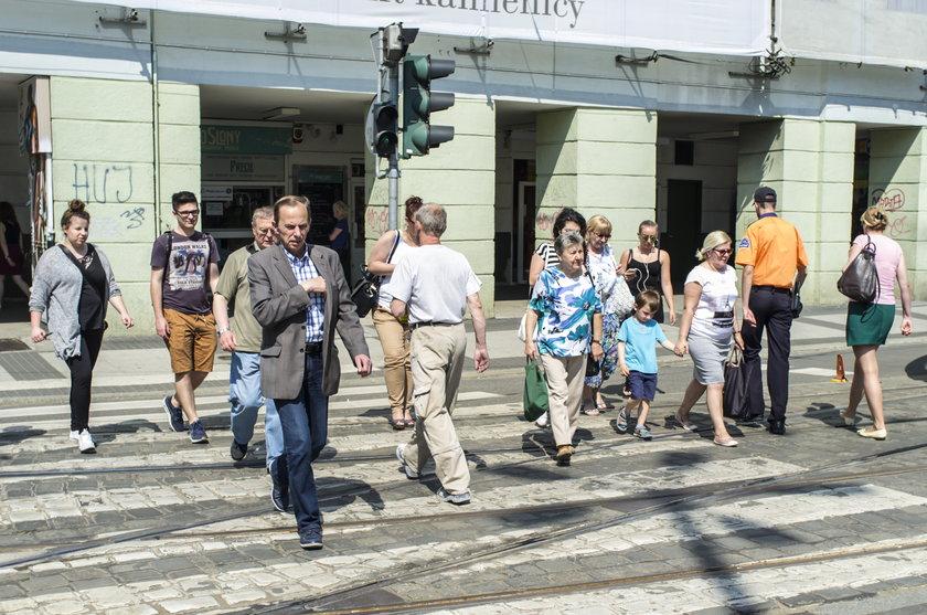 Drogowcy wyłączą sygnalizację na skrzyżowaniu Św. Marcina z Gwarną