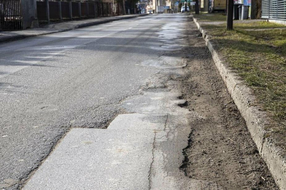Jedna z głównych ulic w mieście będzie remontowana