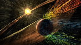 NASA chce osłonić Marsa sztuczną magnetosferą