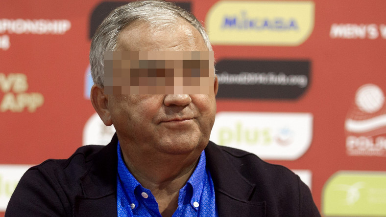 Prezes PZPS Mirosław P. z zarzutem korupcyjnym