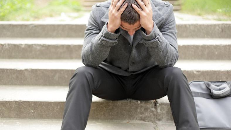 Rośnie liczba samobójstw z powodów finansowych
