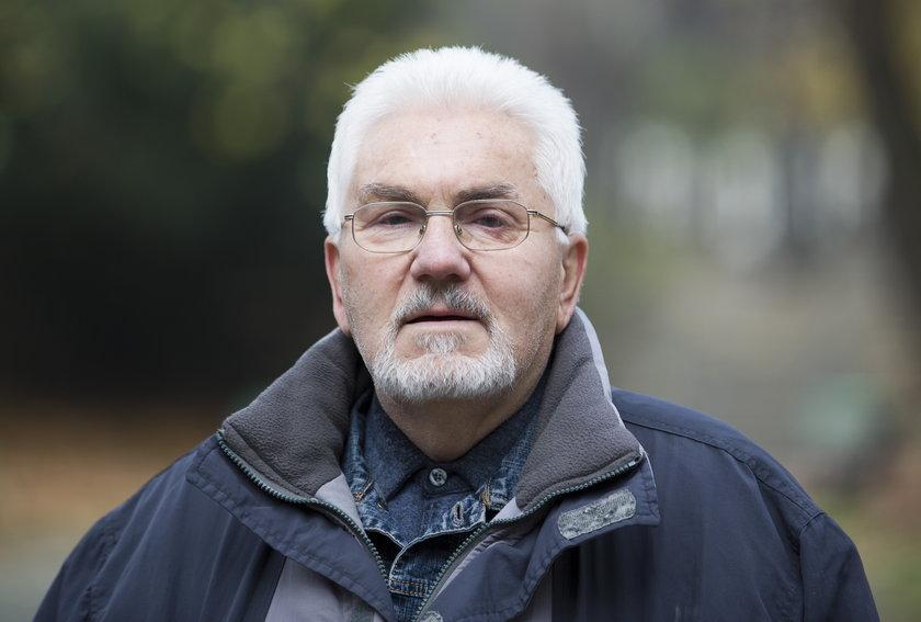 Aleksy Wiązowski (76 l.) z Chorzowa