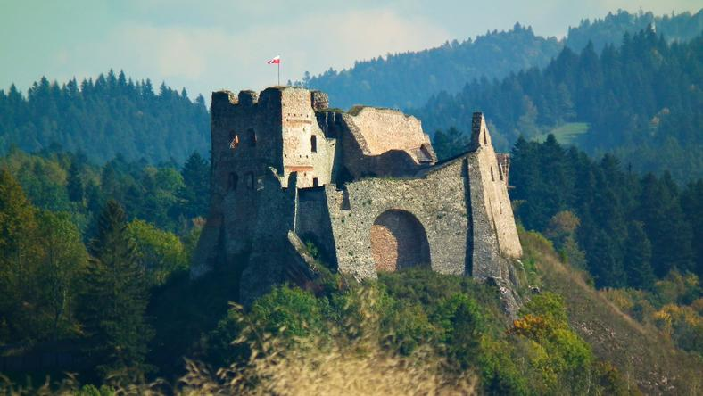 Zamek w Czorsztynie potrzebuje pilnej pomocy