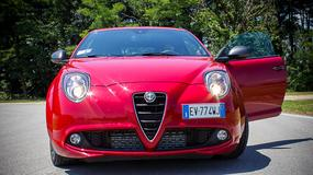 Alfa Romeo MiTo - czterolistna ofensywa