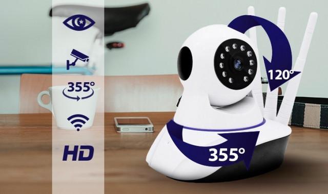 Smartex Guard pametna kamera