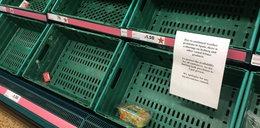 Tesco ogranicza sprzedaż warzyw. Jest ich za mało