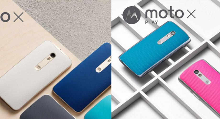 Im Hands-On: Moto X Play und Moto X Style