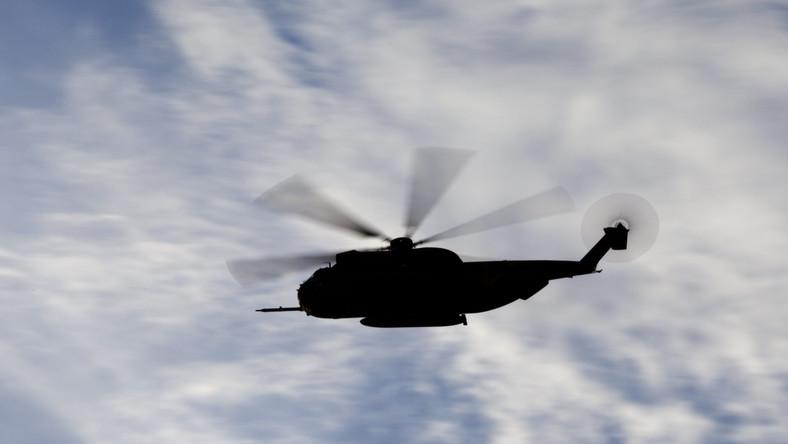 Izraelski helikopter