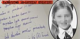 Dotarliśmy do pamiętnika zamordowanej Kristiny. O tym pisała przed śmiercią...