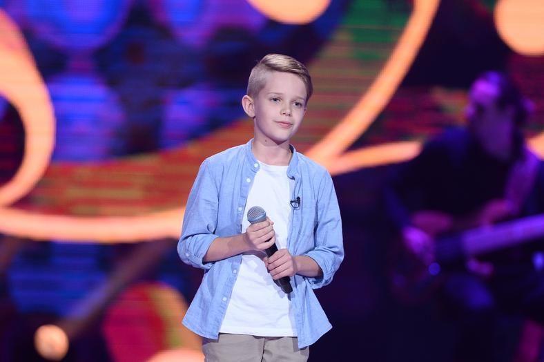 The Voice Kids 3: Kuba Kośmider