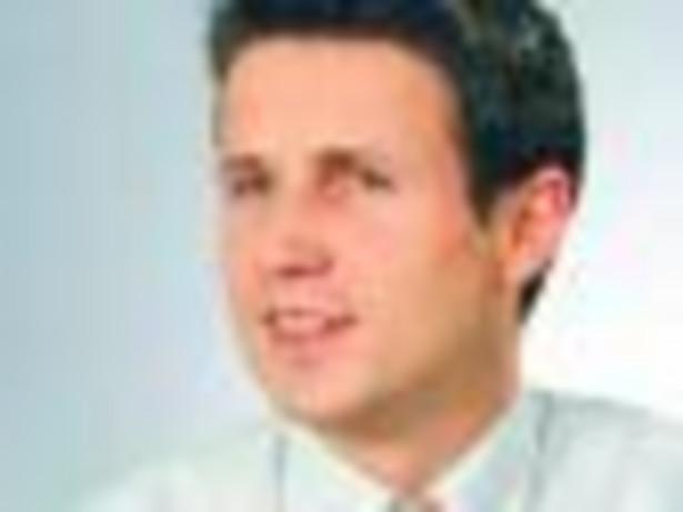 Dawid Słomian, dyrektor generalny GTF