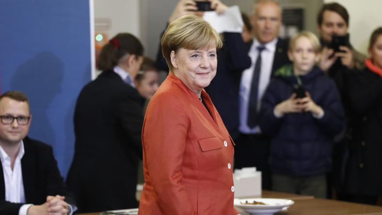 Angela Merkel zarabia 18 820 euro miesięcznie