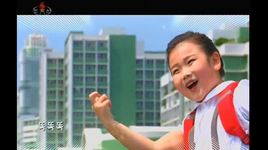 Teledyski w Korei Północnej są narzędziem propagandy