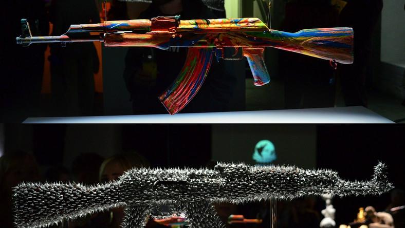 Wystawa zaprezentowana w londyńskim Institute of Contemporary Arts