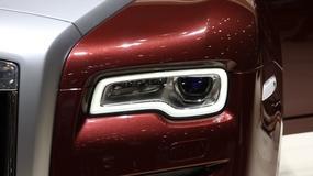 Rolls-Royce pokazał nowego Ghosta