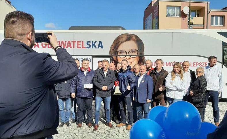 Koalicja Obywatelska fot. Dorota Kalinowska