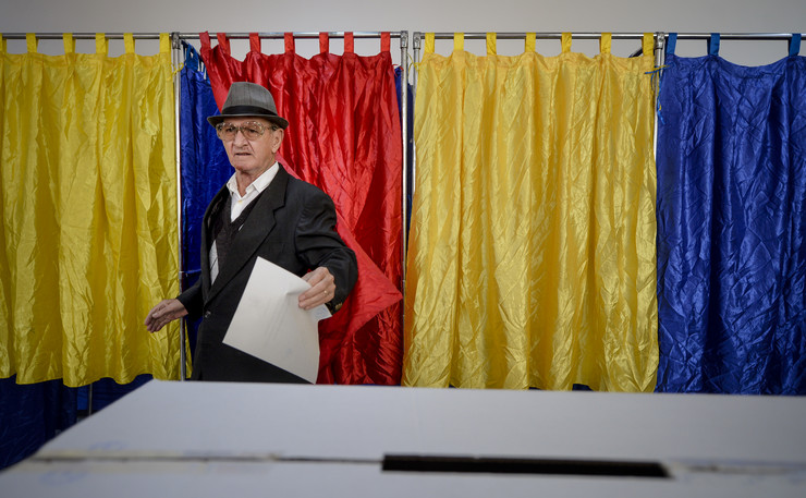 Rumunija, referendum