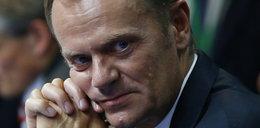 Sukces Faktu! Złapany Tusk oddaje mandat!