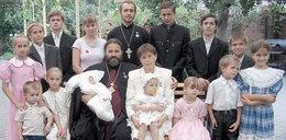 Duchowny szczęśliwym ojcem 18 dzieci
