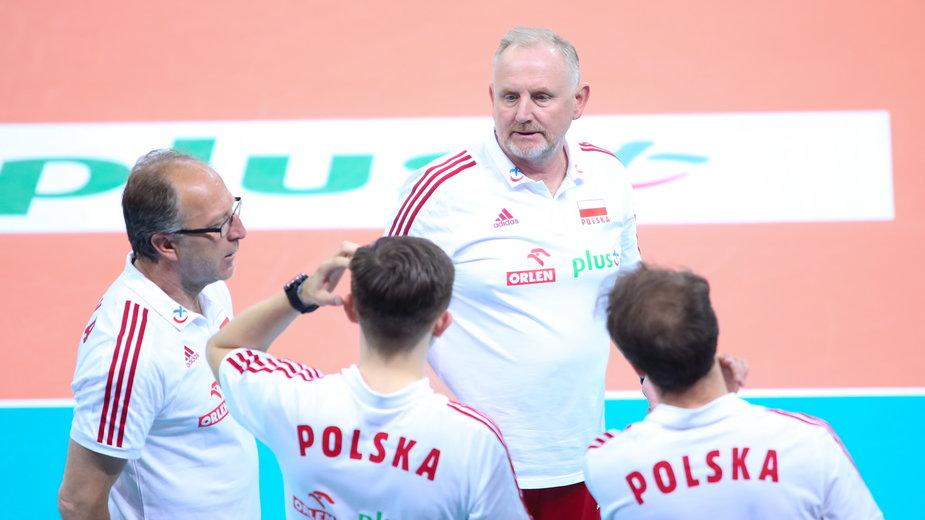 Sztab reprezentacji Polski