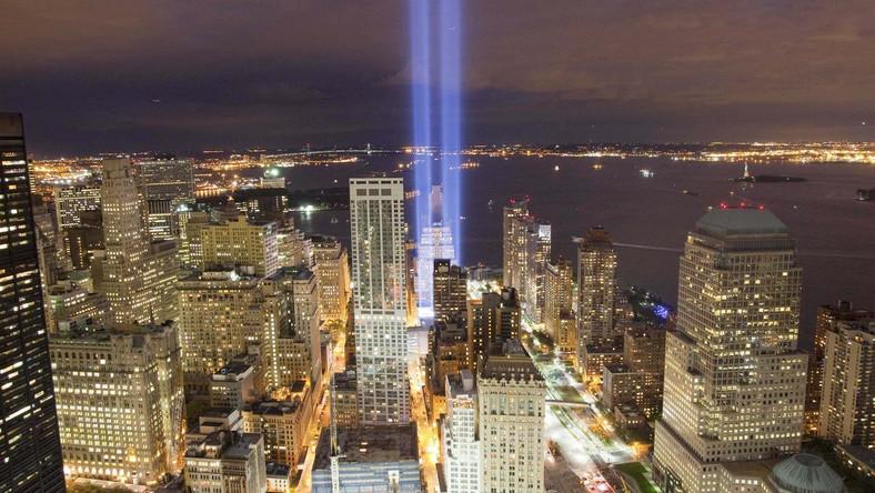 Ameryka pamięta o ofiarach 11 września