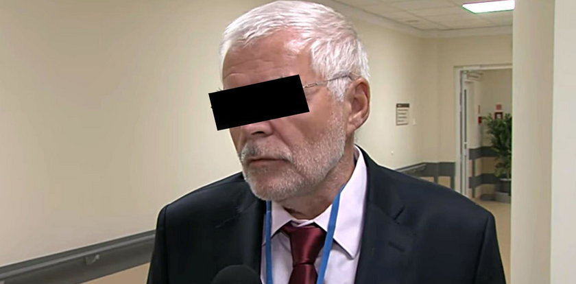 Skandal na oddziale pełnym umierających pacjentów. Ten lekarz już tam nie pracuje!