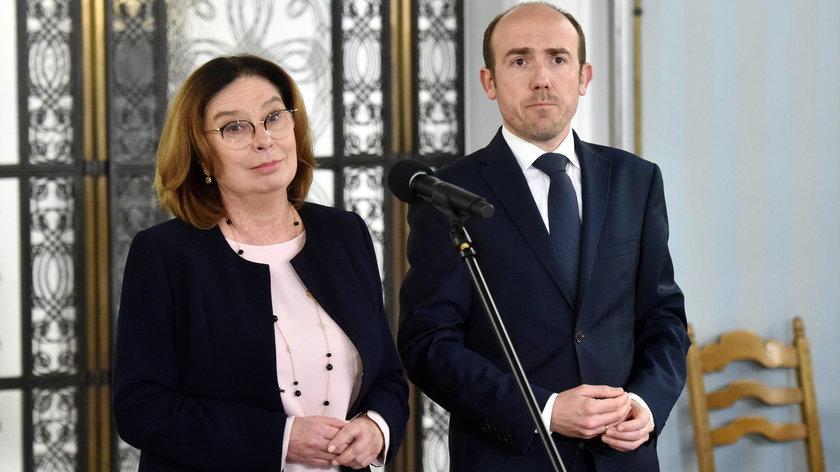 Już oficjalnie: rezygnacja Małgorzaty Kidawy Błońskiej.