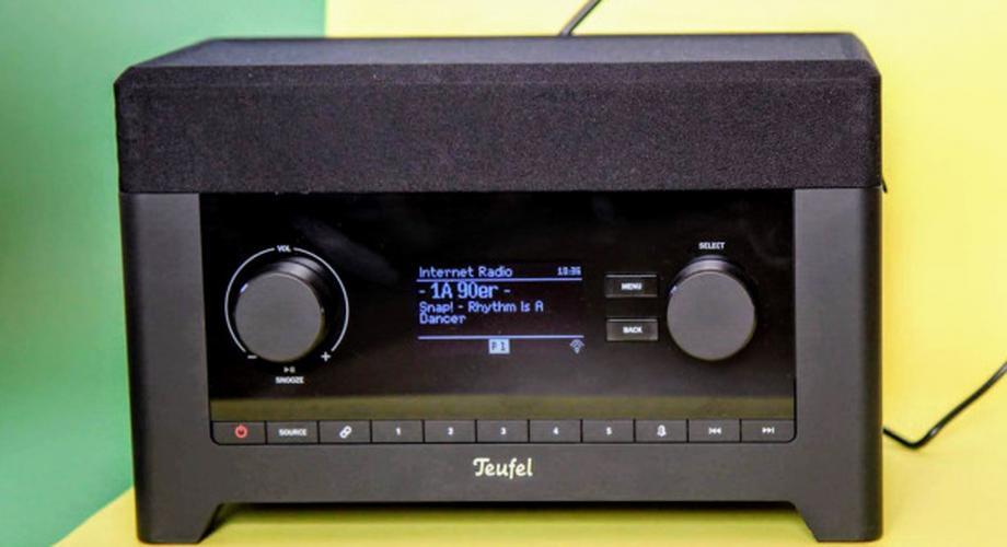 Test: Teufel 3sixty – kleines Digitalradio, großer Klang