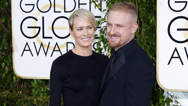 USA GOLDEN GLOBES 2015 (Arrivals - 72nd Golden Globe Awards)