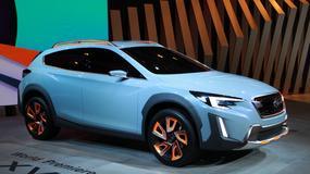 Subaru XV - zapowiedź nowego modelu (Targi Genewa 2016)