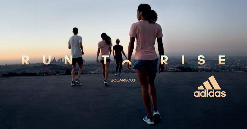Nový fashion editoriál Adidas Solarboost df17aa35519