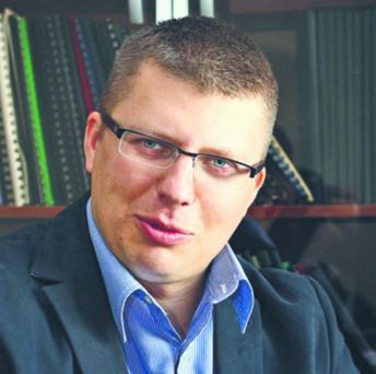 dr Marcin Warchoł, wicedyrektor Instytutu Prawa Karnego na Uniwersytecie Warszawskim