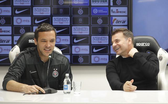 Vladimir Stojković i Aleksandar Stanojević