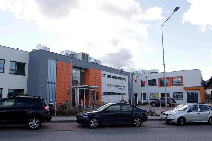 szkoła w Kokoszkach