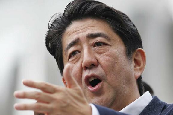 Japanski premijer možda u junu poseti Iran
