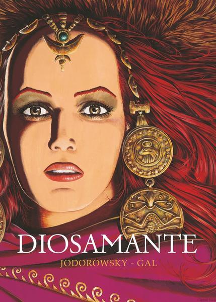 """Diosamante"" (okładka)"