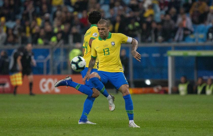 Wtedy górą byli gospodarze igrzysk Brazylijczycy.