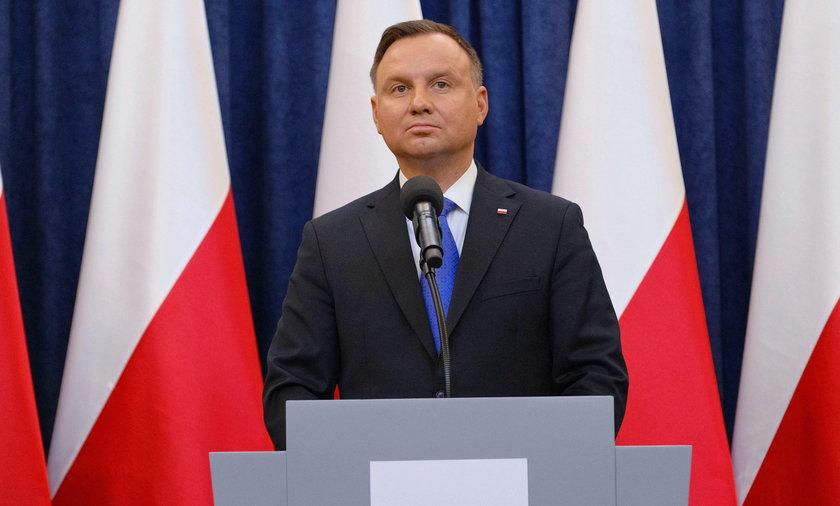 Andrzej Duda ws. tarczy antykryzysowej