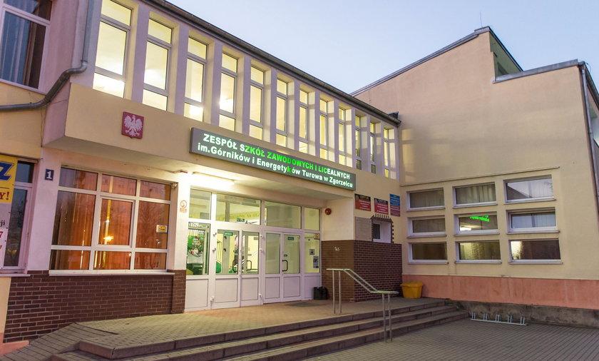 Ewakuacja szkoły