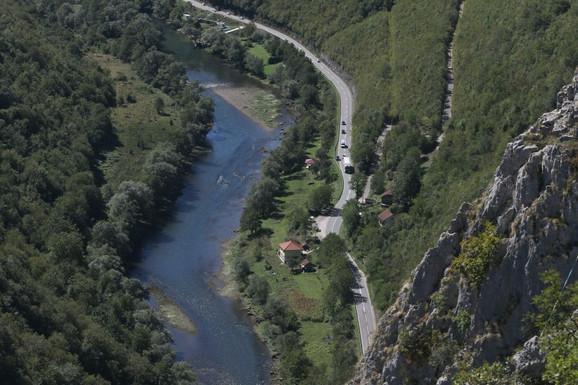 Rijeka Vrbas, Krupa na Vrbasu.