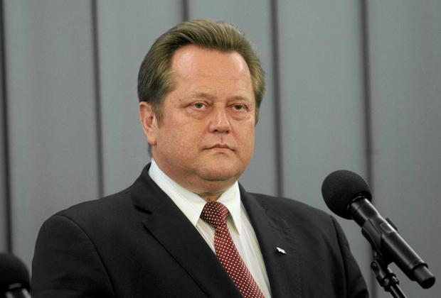Jarosław Zieliński, fot. Wojciech Oluśnik/Agencja Gazeta