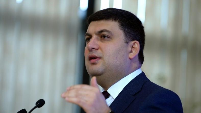 Ukrainian Prime Minister Volodymyr Groysman Volodymyr Groysman meanwhile declared more than $1 million in cash as well as a watch collection that includes two Rolexes, one of a host of high-profile figures declaring riches