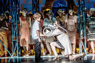 Teatr Wielki - Opera Narodowa zaprasza widzów na 'Carmen' online [WIDEO]