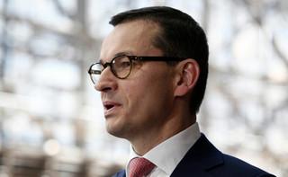 Morawiecki: Cała RE potępiła przebieg wyborów na Białorusi. Stwierdziliśmy, że te wybory powinny zostać powtórzone