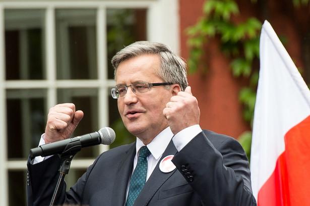 Kancelaria Bronisława Komorowskiego wycofała z konsultacji projekt ustawy emerytalnej