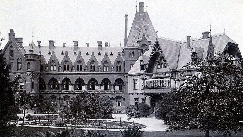 Sokołowsko - dawne sanatorium Grunwald